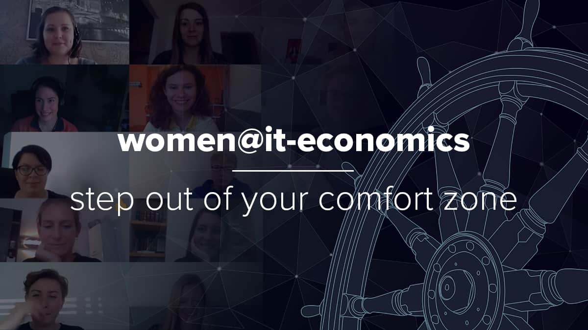 women at it-economics - Coaching Event